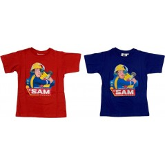 Fireman Sam short sleeve t-shirt