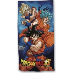 Beach towel or Dragon Ball Super bath towel