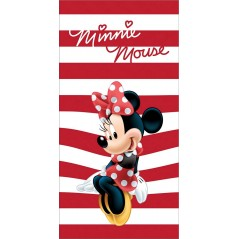 Minnie Disney beach towel or bath towel