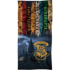 Cotton beach towel or Harry Potter bath towel
