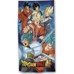 Cotton beach towel or Dragon Ball Super bath towel