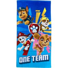 Paw Patrol Cotton beach towel