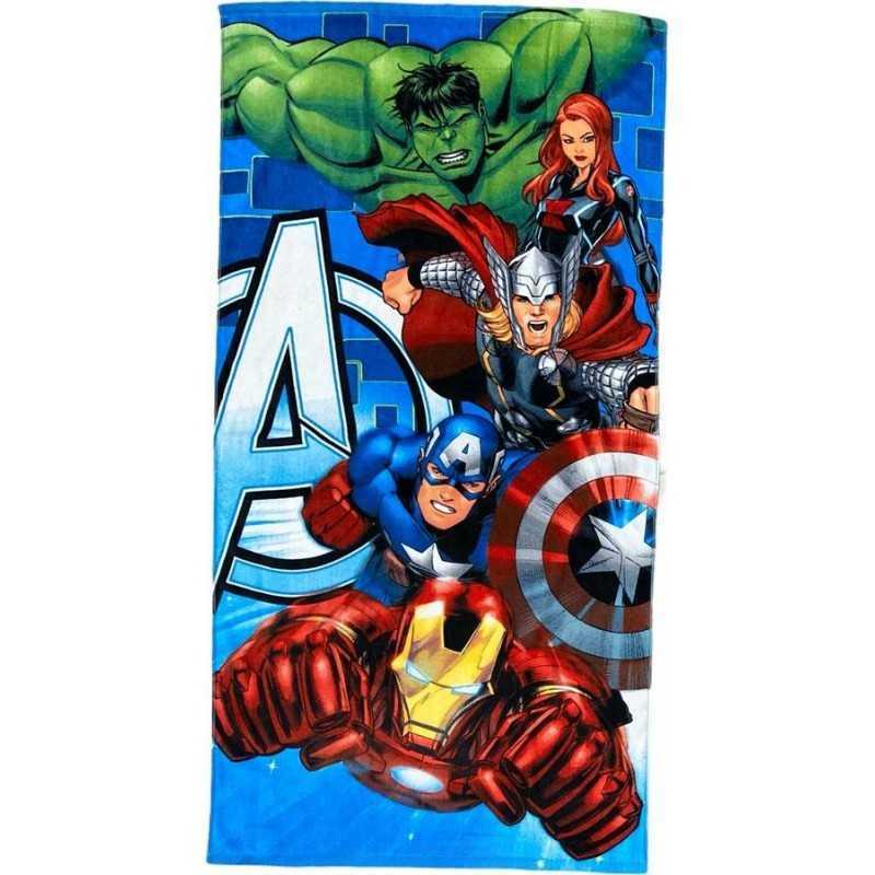 Avengers Marvel Cotton beach towel
