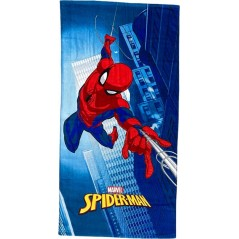 Spiderman Cotton beach towel
