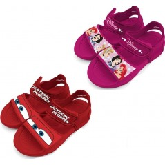 Princess et Cars Disney Sandalen