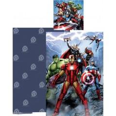Bettbezug Avengers Baumwolle