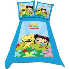 Niahao bedding set, Kai-lan